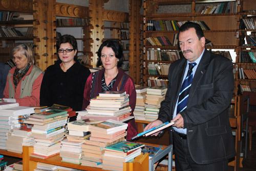 Biblioteca Județeană Satu Mare și-a sporit colecțiile cu peste 16.000 de publicații