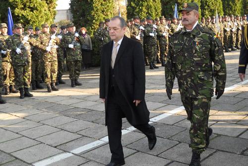 Boc la Carei, de Ziua Armatei Române