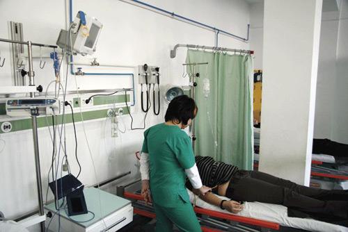 Cardiologia se mută la Spitalul Nou