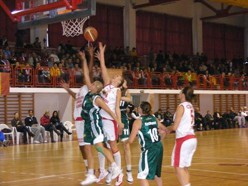 Victorie pentru baschetbalistele de la CSM Satu Mare