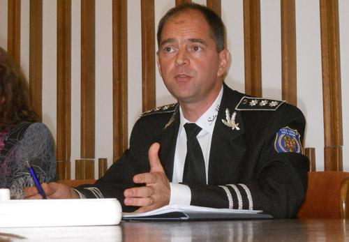 Seful Politiei Locale Satu Mare si-a dat demisia