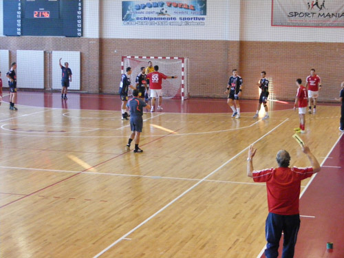 Handbal: HC Caraș Severin – CSM Satu Mare