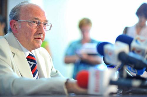 Ministrul Sănătății inaugurează sâmbătă Spitalul de Contagioase