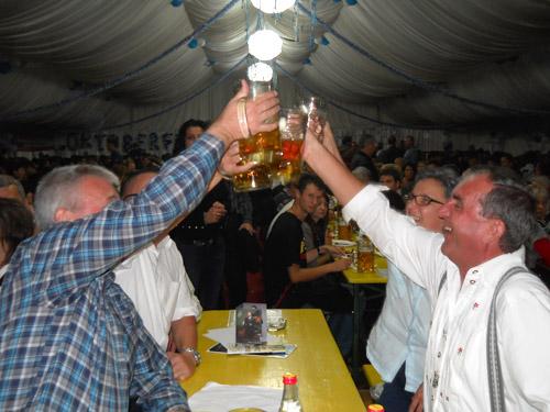 Câștigătorii tombolei Sathmarer Oktoberfest