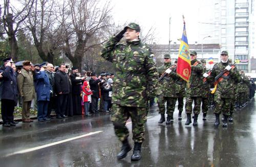 Ziua Naţională a României, sărbătorită la Satu Mare