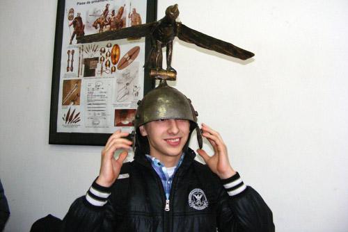 "Celții ""au invadat"" Muzeul Județean Satu Mare"