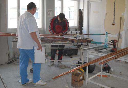 Săli de operaţie de 900.000 euro la Spitalul Judeţean