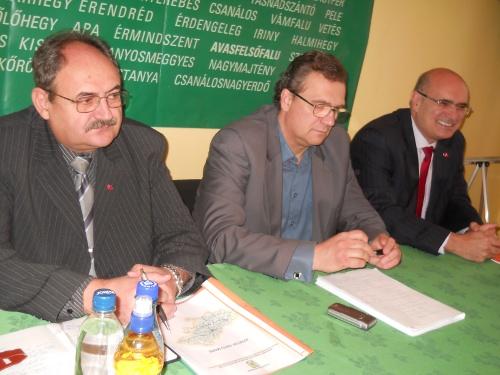 UDMR va sprijini şi în 2012 investiţiile din judeţul Satu Mare