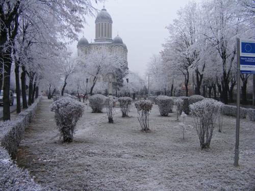 Meteorologii anunta ninsori si ger pentru urmatoarele zile