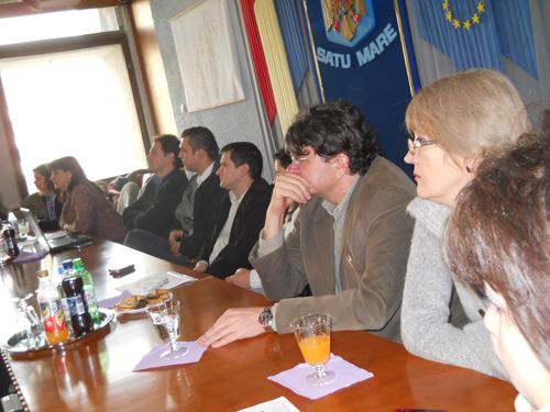 Bază de date comună pentru ONG-urile din Satu Mare