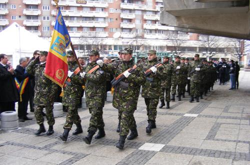 Ziua Victoriei Revoluției Române și a Libertății  marcată și la Satu Mare
