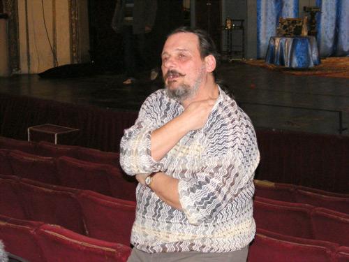 """""""Titanic vals"""", duminică pe scena Teatrului de Nord"""