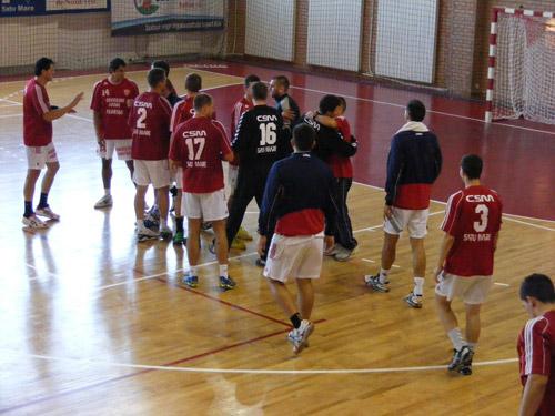 Handbal: CSM Satu Mare – Poli Timişoara 28-27