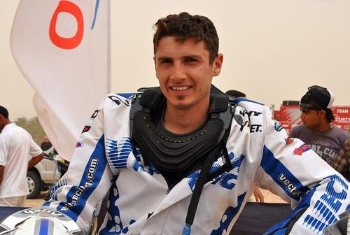 """Mani pe locul 17 la """"general"""", în Raliul Dakar 2012"""