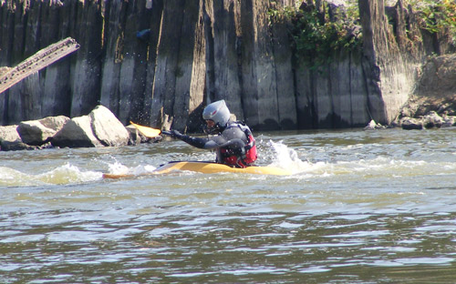 Molnar Rajmond va participa la o competiţie internaţională de caiac-canoe, în Sardinia