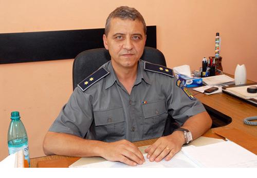 Vasile Maxim este şeful STPF Satu Mare
