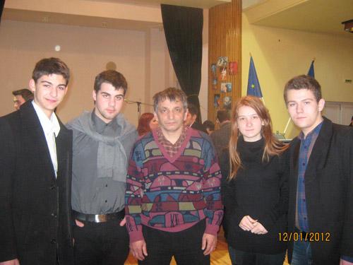 Patru elevi din Satu Mare au participat la Adunarea Generală a CNE de la Târgu Mureș