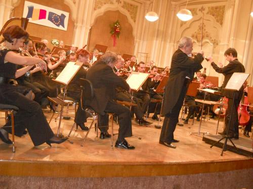 """Filarmonica """"Dinu Lipatti"""" revine la Consiliul Judeţean"""