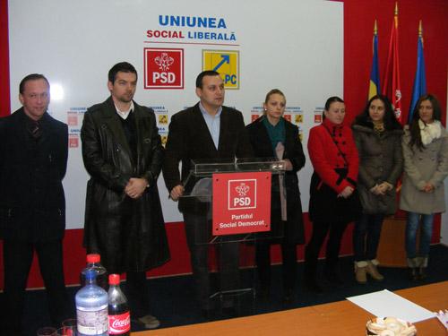 TSD Satu Mare susține protestele pașnice