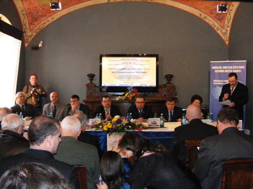 """Invitaţi de seamă la a XIII-a ediţie al """"Anului editorial sătmărean 2011"""""""