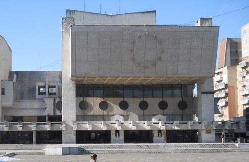 Trei centrale pentru încălzirea Casei de Cultură a Sindicatelor