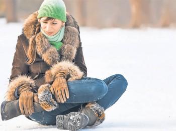 Victimele iernii: peste 30 de sătmăreni s-au ales cu fracturi şi contuzii