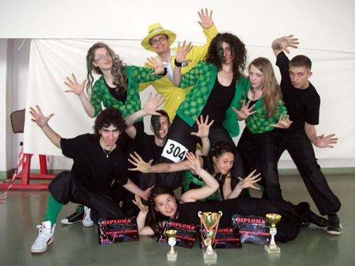 Concurs internaţional de Hip Hop Bounce 2012