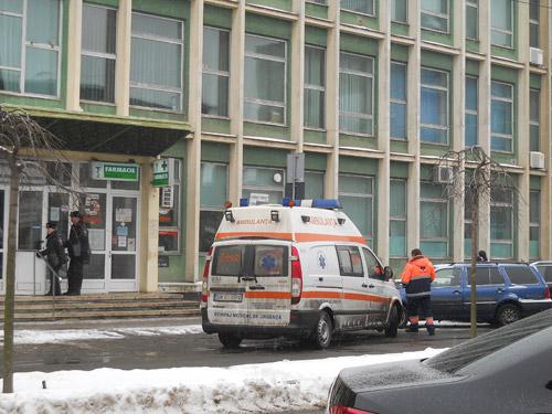 Policlinica Veche intră în reparaţii capitale