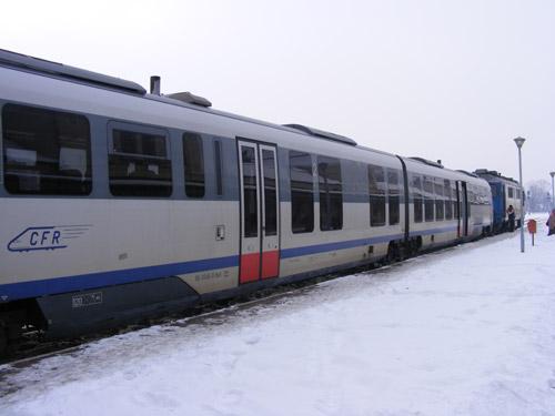 Trenul Baia Mare-Satu Mare a întârziat aproape două ore