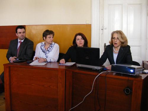 Cu peste 3400 de dosare mai multe în 2011 decât în 2010, la Tribunalul Satu Mare