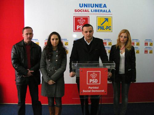 TSD Satu Mare cere PDL prezentarea surselor de finanţare a precampaniei electorale