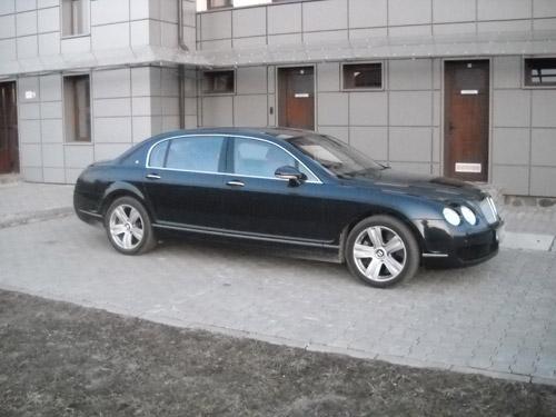 Bentley în valoare de 80.000 euro furat din Italia