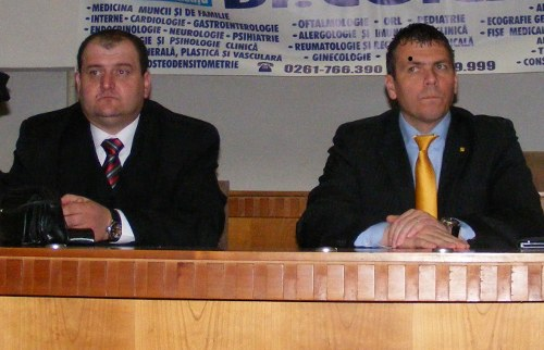 Sesiunea de comunicări ştiinţifice a studenţilor Facultăţii de Administraţie Publică Babes – Bolyai Satu Mare