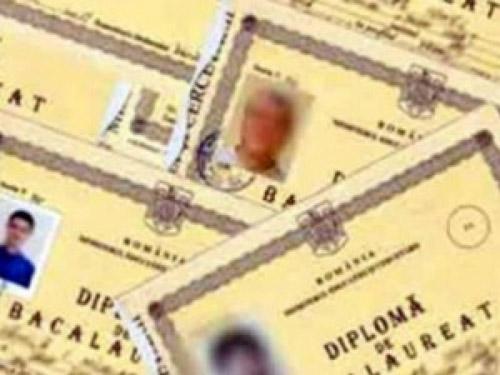 Falsificatori de diplome prinşi de DIICOT