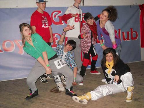 Hip Hop Bounce 2012