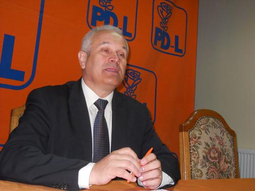 Ioan Holdiş: PDL va avea la Satu Mare patru primari în plus faţă de alegerile din 2008