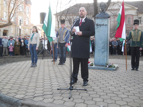 Ziua Maghiarilor de pretutindeni, sărbătorită la Satu Mare