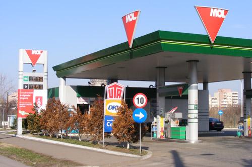 Tâlharul de la benzinării a fost reţinut de poliţişti