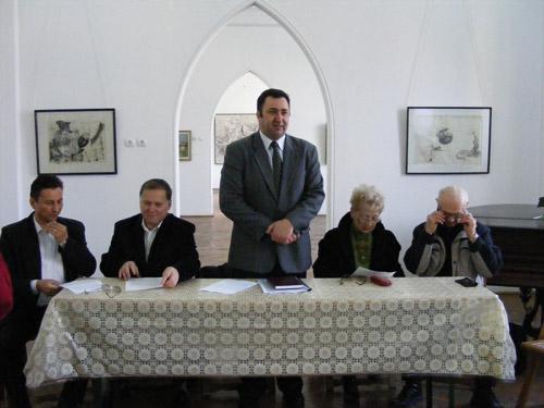 Naștere prin cezariană pentru Asociația Culturală Prietenii Muzeului Județean Satu Mare?