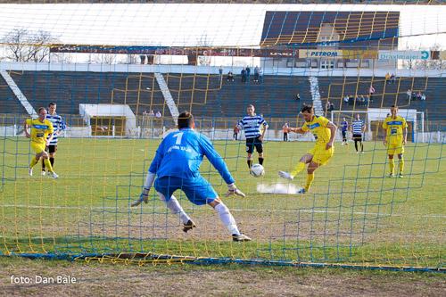Olimpia Satu Mare – FC Zalău: 4-0 (supergalerie foto)