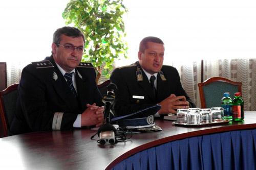 Poliţiştii sătmăreni s-au instruit la Mateszalka pe tema investigaţiilor criminale