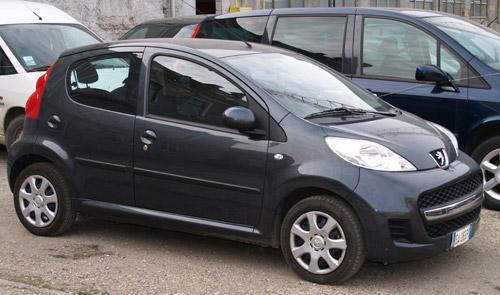 Mașină furată din Germania, descoperită în Satu Mare