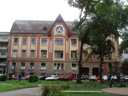 Spitalul Vechi, reabilitat integral