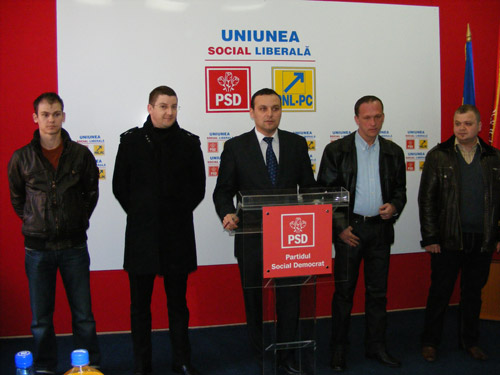 Tinerii social-democrați, nu doresc separatism etnic la UMF Târgu Mureș