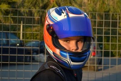 Pilotul sătmărean Andrei Vajda, pe locul doi în WSK Masters Series