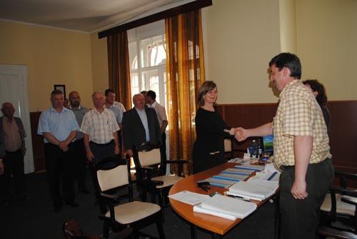 Aurelia Fedorca, şi-a depus candidatura pentru Primăria oraşului Negreşti-Oaş
