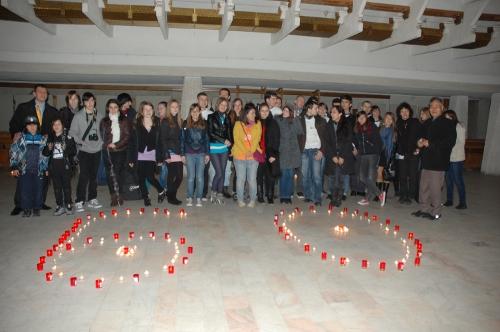Earth Hour la Satu Mare