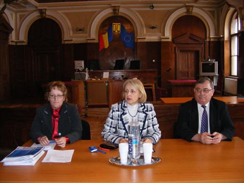 Cristian Morar este preşedintele Biroului Electoral Judeţean Satu Mare