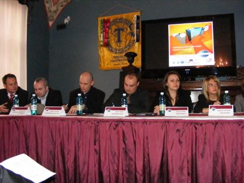 Lansarea clubului Toastmasters la Satu Mare