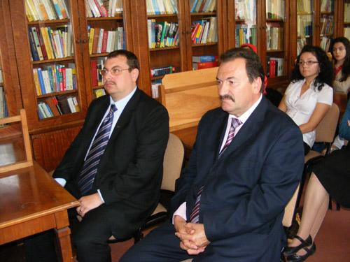Ziua Europei sărbătorită și la Biblioteca Județeană